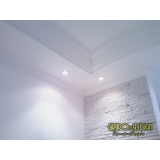 sanca de gesso com spots Tremembé